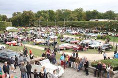 festival de voitures anciennes
