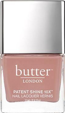 Butter London - Patent Shine 10X #NailLacquer #ButterLondon