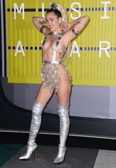 Le look de Miley Cyrus en 2015