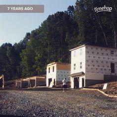 Habitat for humanity 7 year flashback. Throwback #tbt