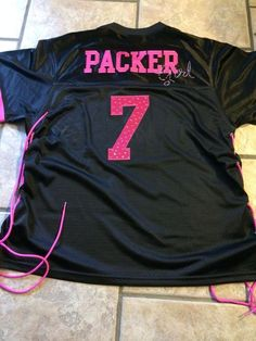 691cc122b76b4 Packer Girl jersey by Sideline Chic