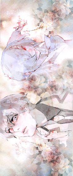Tokyo Ghoul || Kaneki Ken || Kirishima Touka