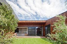 Hide and Seek House by Bower Architecture