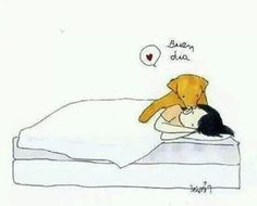 superanimales : ¡Buenos dias! ¿Y tu ya recibiste tu beso mañanero? :-D http://t.co/LcfdrshvSn | Twicsy - Twitter Picture Discovery