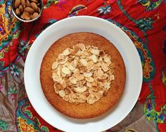 Gluten Free Orange, Almond and Cinnamon Cake   Wonderland Eats