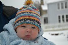 Ravelry: Knit - Very Basic Baby Beanie