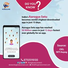 Foxglove Connect is the Bulk SMS Company in India delivering marketing solutions to clients. 50 Million, 13 Days, Go Online, Our Country, Trivia, Did You Know, Connection, Facts, Messages