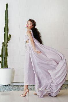 Zendaya Coleman Style - Zendaya Coleman in Harper's Bazaar Zendaya Coleman, Mode Zendaya, Zendaya Style, Zendaya Dress, Zendaya Swag, Zendaya Makeup, Zendaya Fashion, Looks Rihanna, Photo Star