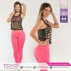 REF 1222 Blusa, #Leggings unitalla #ToraTraining #EntrenaConEstilo #Fitness #FitnessFashion #MidaDeportiva #GymWear