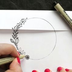 Making a 'wreath' seal on an envelope (like wax seal..get it? ) . If you try it out, tag me @surelysimpleblog and use the hashtag # mysurelysimple! Love love seeing your creativity! . . . . #wreath #wreaths #diyblogger #lettering #wreathmaking #floralwreath #youmustsee #seekthesimplicity #exploretocreate #liveauthentic