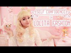 Self Confidence in Lolita Fashion - YouTube