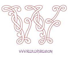celtic monograms - Google Search