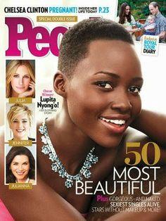 Lupita Nyong'o People Magazine