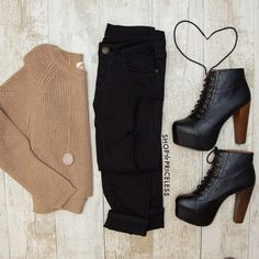 Mary Mary Sweater - Taupe