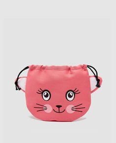 Bolsa de tela de bebé niña Freestyle de gatito · Freestyle · Moda · El Corte Inglés