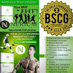 EHT is BSCG certified! Meaning.... professional and collegiate athletes can take EHT knowing that it's been tested for banned substances. EHT is safe for everyone.