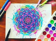 Mandala  #floral.art
