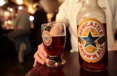#Receta !! #Fishandchips cocinado con #cerveza #Newcastle Brown Ale | Más #recetasconcerveza en cervecetario.wordpress.com