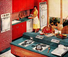 Hotpoint Customline Appliances 2 by saltycotton, via Flickr