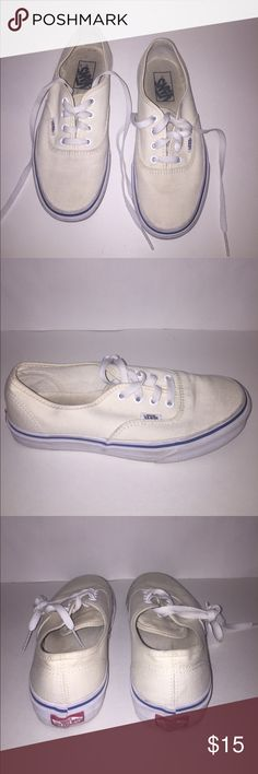 Vans Yellow Era Shoes Vans Yellow Era Shoes, men's size 5.5/women's size 7, worn a few times Vans Shoes Athletic Shoes