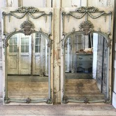 Awesome french country decor ideas are offered on our web pages. look at this and you wont be sorry you did. French Country Rug, French Country Living Room, French Decor, French Country Decorating, French Interior, French Style Chairs, Trumeau Mirror, Mirror Mirror, Mirror Ideas