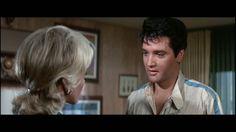 Speedway = Elvis Presley . Scéne du film Avec Nancy Sinatra