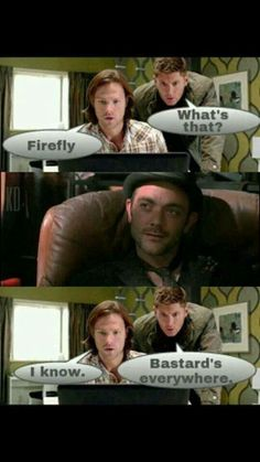 Crowley, Badger, Romo and countless others AKA Mark Sheppard ~ Supernatural /love