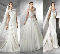 vestidos de novias 2016