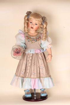 Нарядное платье / Одежда для кукол / Шопик. Продать купить куклу / Бэйбики. Куклы фото. Одежда для кукол