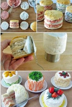 Toast sandwish