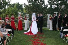 """Own your own Crystal Rose Wedding and Event Center"" http://www.crystal-rose.com/venue/"