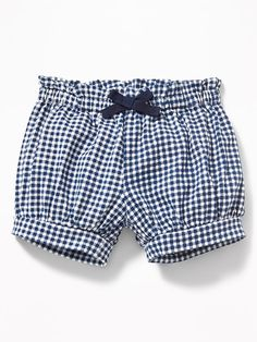 Jersey Bubble Shorts for Baby
