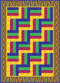 images of quilts | ... SHAPES in Quilts: Squares and Rectangles | Kathy K. Wylie Quilting