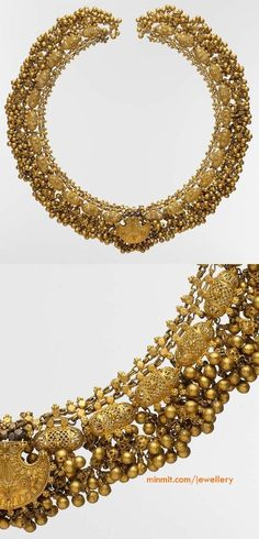 Beads Necklace with Filigree Work More From Category:Gold Kadas with Filigree WorkFiligree work Pendant with Black BeadsAntique Filigree work PendantFiligree Ruby HoopsGold Beads Necklace with Mangoes by AmrapaliGold Beads Necklace from Anmol JewellersRajasthani Style NecklaceVidya Balan in Jaipur Gems Jewellery