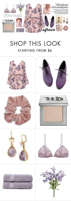 """""""SHE'S MAGIC"""" by seetheotheroceans ❤ liked on Polyvore featuring Oxford, Urban Decay, Betsey Johnson, Intimately Free People, Pure Fiber and Nicole"""