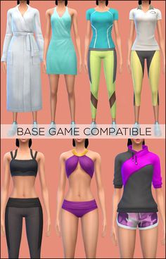 Conversion Base Game compatible Spa Day pack at Jenni Sims • Sims 4 Updates