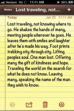 The traveler #quotes