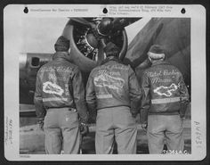 WWII Flying Jackets
