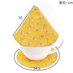 販售原尺寸【紙型】(立體杯蓋+杯墊)