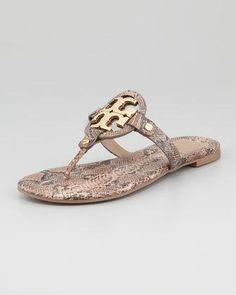 2e6827454b0c8c Tory Burch  thong  sandals  flats  shoes Tory Burch Sandals