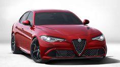 Alfa Romeo's long-awaited Giulia (say it 'Julia') will take on the Audi A4 and BMW 3 Series when it ... - Alfa Romeo
