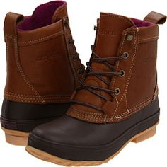 i want these! Tretorn JossiW leather boots