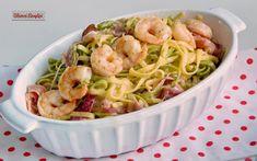 Pasta Salad, Shrimp, Spaghetti, Chicken, Cooking, Ethnic Recipes, Food, Filet Mignon, Crab Pasta Salad