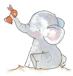 bunny illustration for babies Baby Elephant Nursery, Happy Elephant, Elephant Art, Nursery Art, Cute Elephant Drawing, Bunny Drawing, Elephant Illustration, Cute Illustration, Elephant Applique
