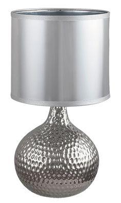 Asztali és álló lámpák : Rozin, asztali kerámialámpa