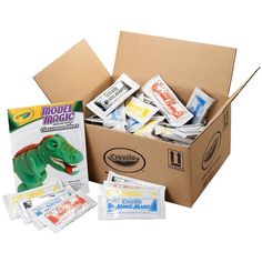 DEAL ALERT Do your kids like Crayola Model Magic? This 75-pack box is 46% off today!
