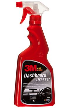 Buy #3M Dashboard Dresser 500ml Make Sure Your Dashboard Is Cool & Clean (No Dust) When U Apply the Dresser #Car #DIY