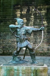 Mary Ann Bernal: The Wizard of Notts Recommends: Facts about Robin Hood