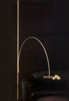 Despina Spyridaki : Florian Schulz | UNA Arc floor lamp