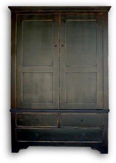 Nimitz Flat Screen TV Armoire